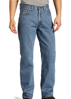 Fry's Blue Jeans