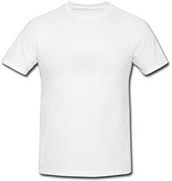 Fry's White T-Shirt