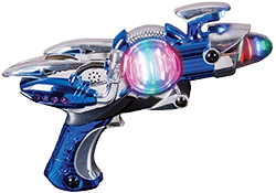 Leela's Blaster Gun
