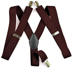 11th Doctor's Suspenders