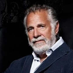 The Most Interesting Man in the World's Hair & Beard