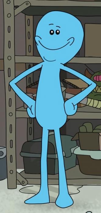 Mr. Meeseeks (Rick & Morty)
