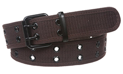 Scruffy The Janitor's Canvas Belt