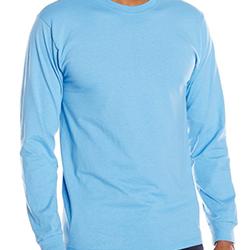 Rick's Blue Shirt